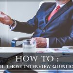 Common questions asked in interviews