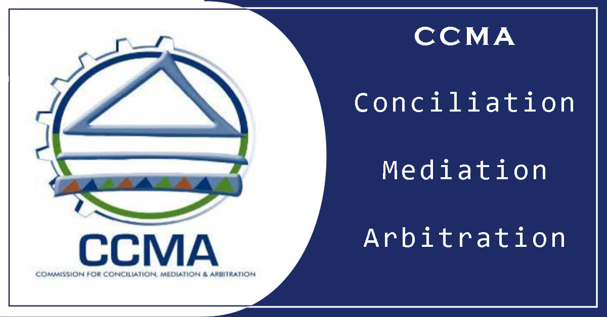what is the ccma